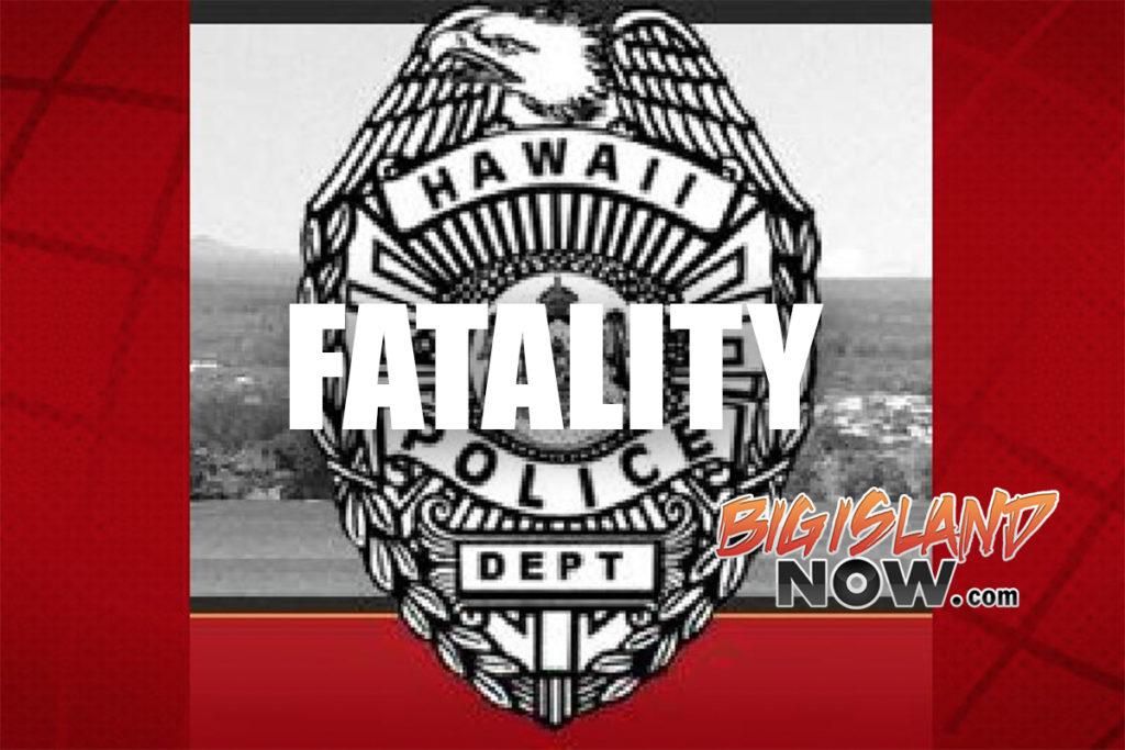 Police ID Victim in Fatal S. Kona Crash