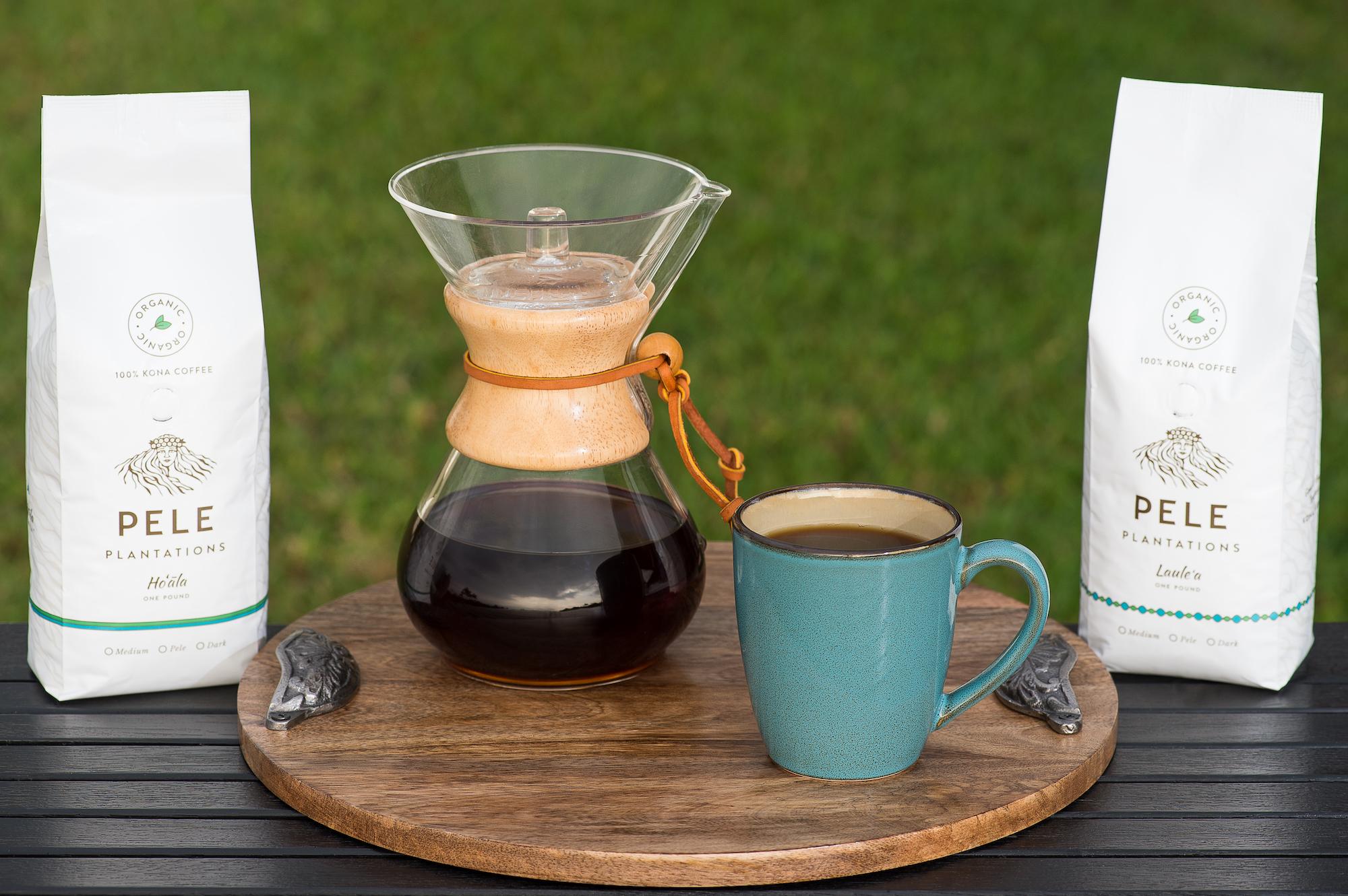 Pele Plantations Offers Private Kona Coffee Farm Tours