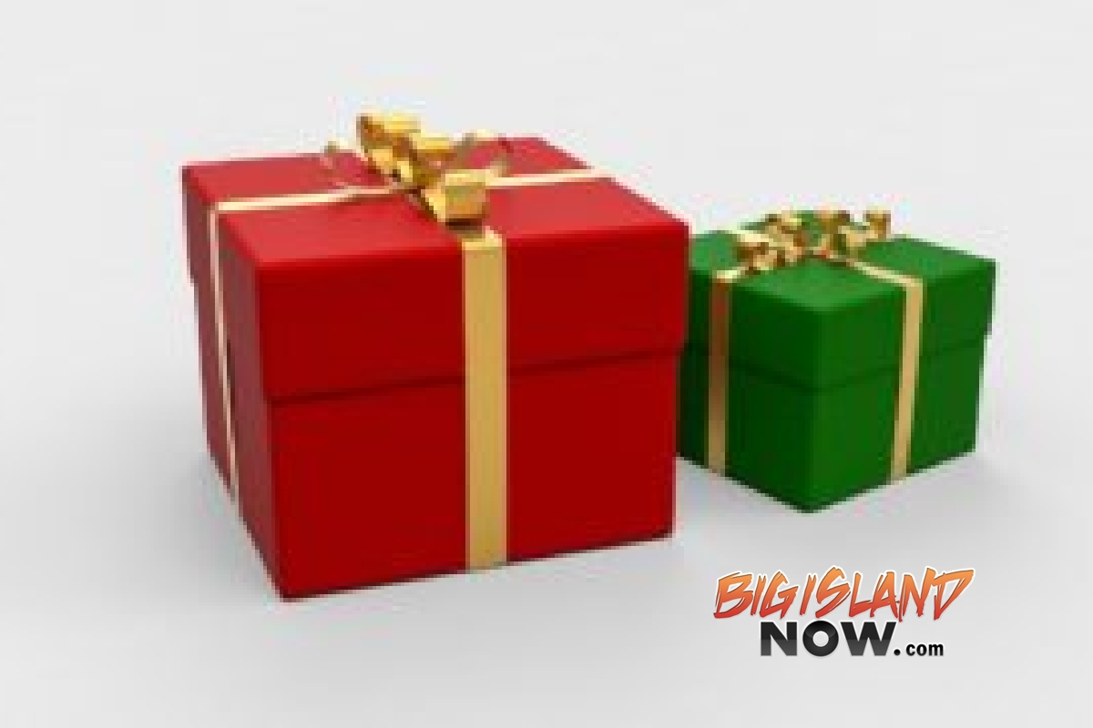 a christmas gift drive for friends of the children of west hawaii is happening now through sunday dec 10 2017 - Big Christmas Gifts