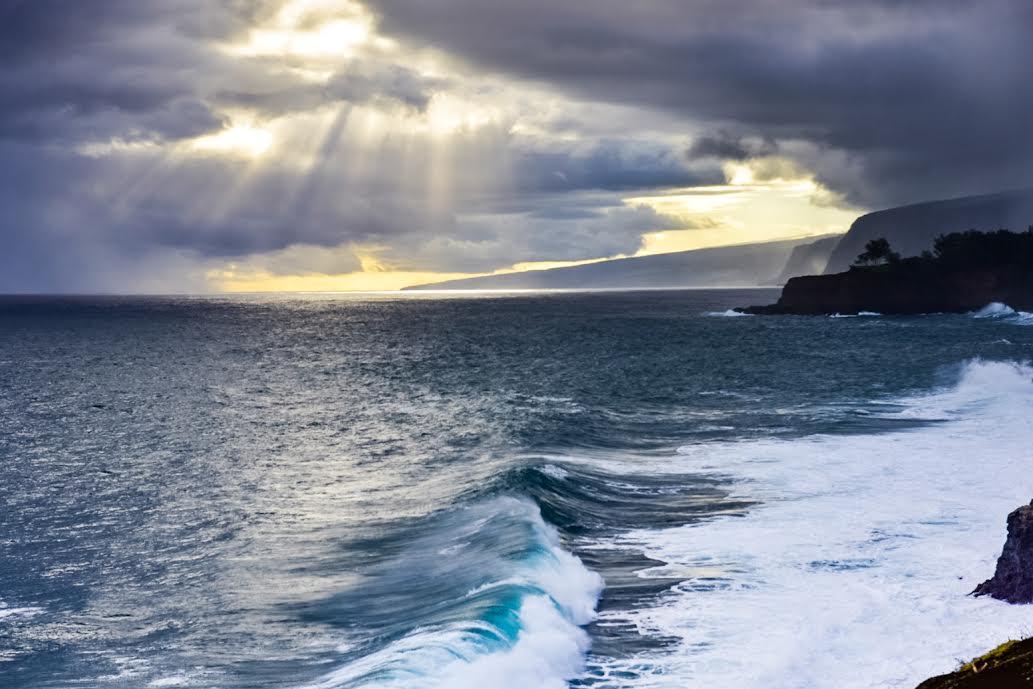 Long Island Saturday    Surf Warning