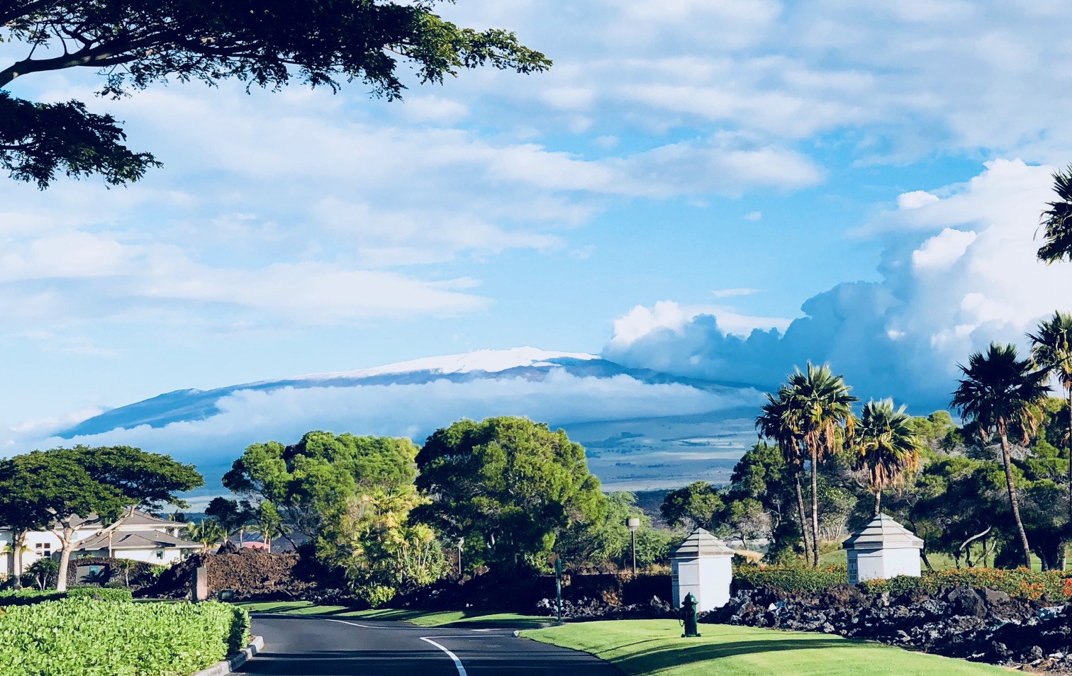 Big Island Summit Weather