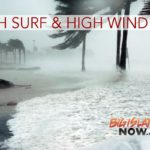 Wind, High Surf Advisories Extended