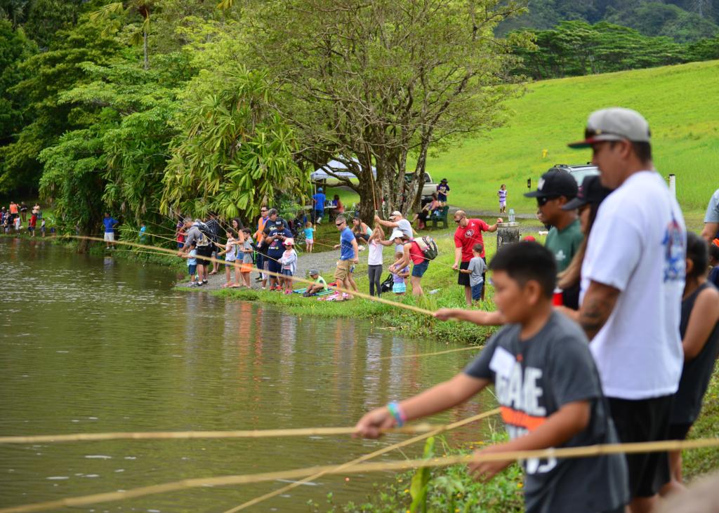12th annual love 2 fish tournament big island now for Big fish classic