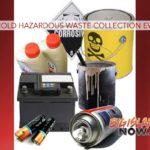Free Household Hazardous Waste Collection Events Scheduled for March