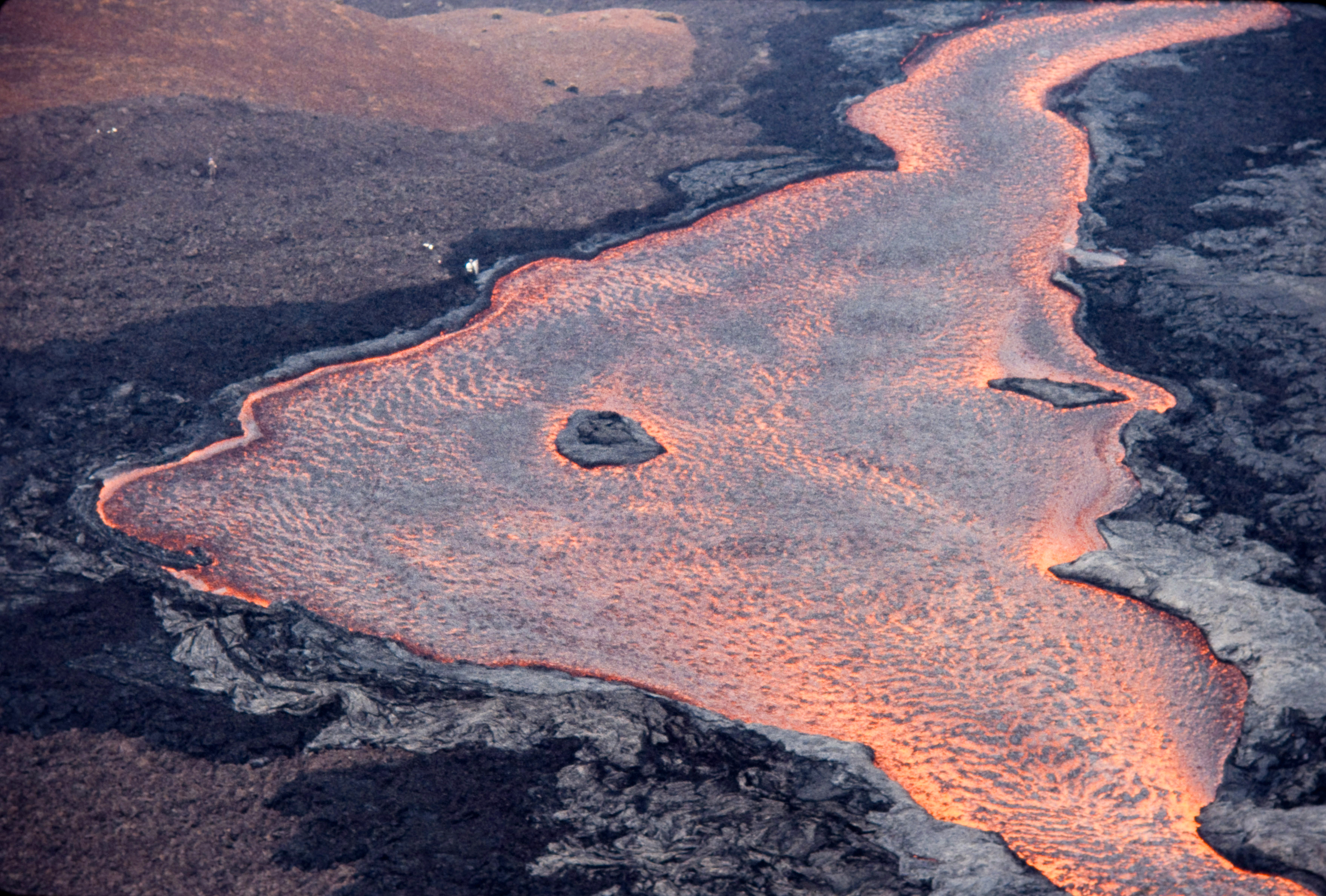 Hawaii Volcano Watch Why Are HVO Scientists Talking So Much About