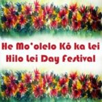 Hilo Lei Day Festival, May 1