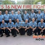 16 New Recruits Join Hawai'i Fire Department