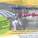 Hawai'i County Mass Transit Agency to Hold Public Meetings