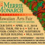 2018 Merrie Monarch Festival Event Lineup