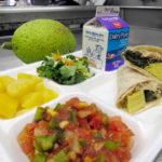 Hawai'i Public Schools Serving Breadfruit