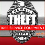 HPD: South Kohala Equipment Theft