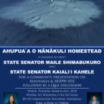 Community Presentations: The Future of Maunakea