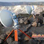 Hawai'i Volcano Watch: Antarctic-Volcano Radar System Visits Halema'uma'u