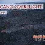 Hawai'i Volcano Overflight: Multitude of Lava Flows