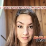 Parker Student Earns National Writing Award