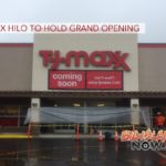 T.J. Maxx Hilo to Hold Grand Opening