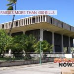 Senate Passes More Than 400 Bills