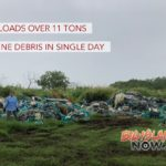 Group Loads Over 11 Tons of Marine Debris in Single Day