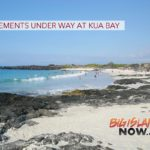 Improvements Underway at Kua Bay