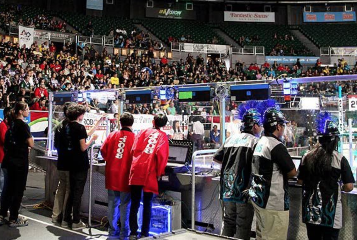 11th Annual First Robotics Regional Competition Big Island Now