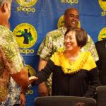 SHOPO Endorses Hanabusa for Governor