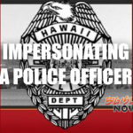 HPD Receives Report of Men Impersonating Police Officers