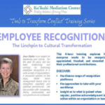 Employee Recognition Workshop