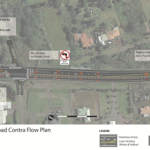Highway 130 Contraflow Trial Begins Monday