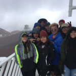 Students Have First-Time Experience on Maunakea