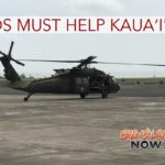 Sen. Schatz: Feds Must Play Role in Kaua'i Recovery