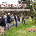 Hawai'i Volcanoes National Park to Increase Entrance Fees