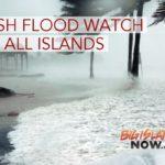 Flash Flood Watch Issued for All Hawaiian Islands