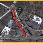 Henry Street Roadwork Rescheduled