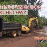 PHOTOS, VIDEO: Hawai'i DOT Assesses Kaua'i Flood Damage