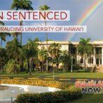 Man Sentenced for Defrauding University of Hawai'i