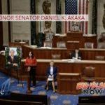 Reps Honor Sen. Daniel Akaka on House Floor