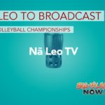 Nā Leo to Broadcast Boys Volleyball Championships
