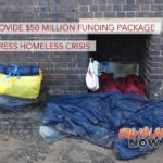 Reps Provide $50 Million Funding Package to Address Homeless Crisis