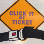 'Click It or Ticket' Campaign Begins May 21