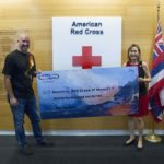 Crazy Shirt Donates Proceeds from Big Island Kokua T-Shirt to American Red Cross