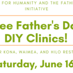 Free Father's Day Clinics