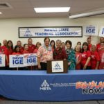 HSTA Recommends Governor Ige for Second Term