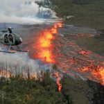Paradise Helicopters Assists Residents Affected by Volcanic Activity