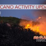 Volcano Update, May 15, 10 AM: Fissure 17 Lava Moving Slowly, Ash Spreading