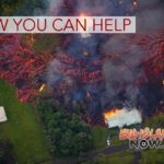 Campaign Launched to Help Puna Evacuees