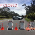 Most of HVNP Closes: Explosive Event at Kīlauea Summit Possible