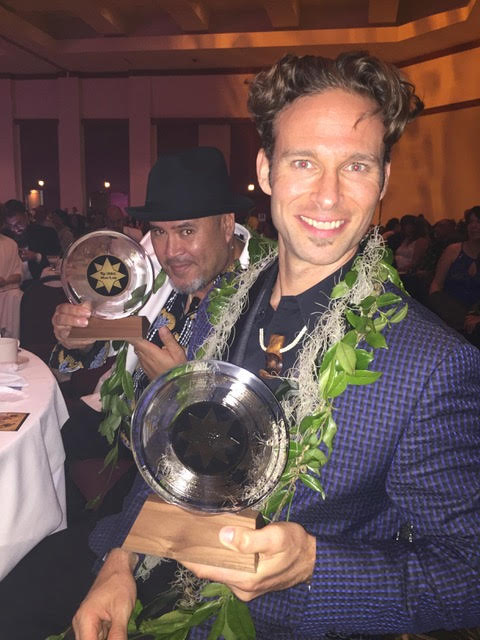jesse duke - Kahulanui Celebrates Winning Jazz Album of the Year