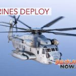 Marines Deploy Transport Helicopters to Hilo