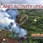 Volcano Activity Update, May 10, 6 PM: SO2 Levels Increasing