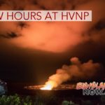 New Hours at Hawai'i Volcanoes National Park